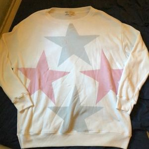 Wildfox Star Sweatshirt